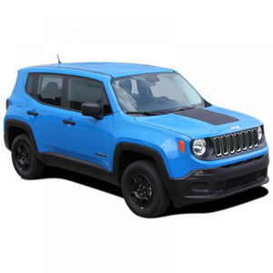 Renegade Hood 2015 Jeep Renegade Vinyl Kit