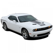 Load image into Gallery viewer, Cuda Strobe Hood 2015-2019 Dodge Challenger Vinyl Kit