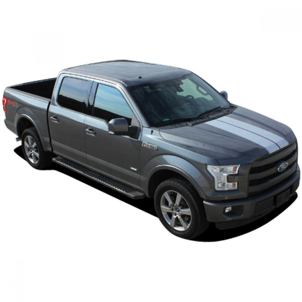 F-Rally Kit 2015-2018 Ford F150 Vinyl Kit