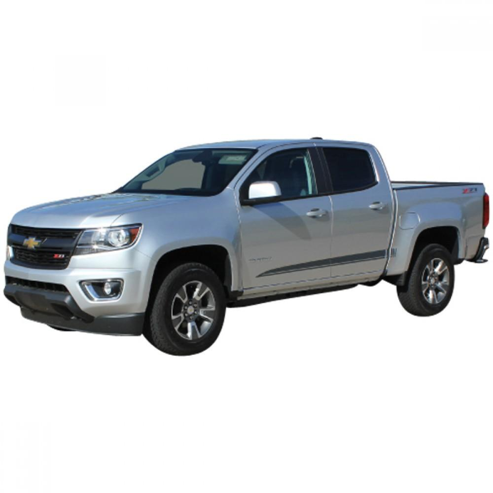 Raton Rocker (Blank) 2015-2020 Chevy Colorado/GMC Canyon