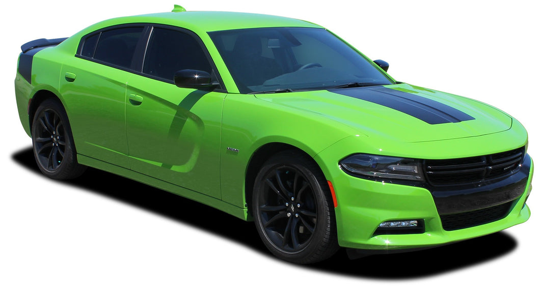 Charger Tailband (Blank / Dip Spoiler) 2015-2020 Dodge Charger Vinyl Kit