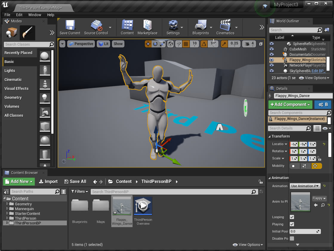 You can view the mocap animation on the unreal mannequine by dragging it into your scene and testing the project.