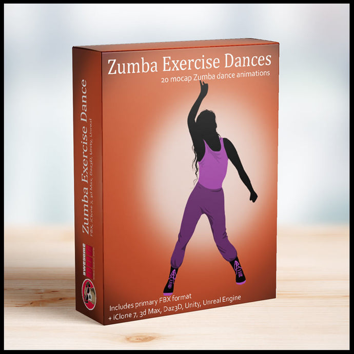20 Zumba Exercise Dances