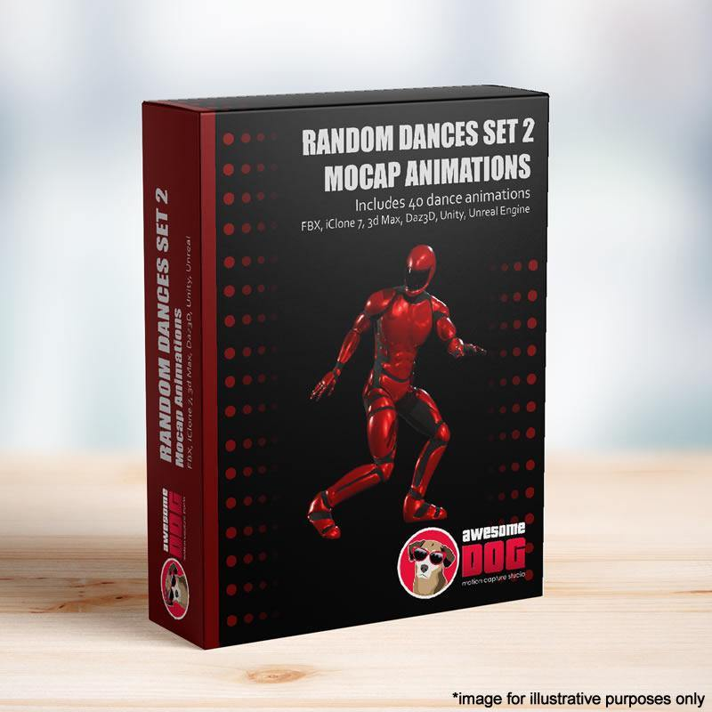 Dance set 2 pack