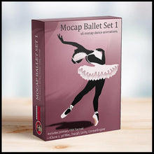 Load image into Gallery viewer, Mocap Ballet Set 1