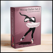 Load image into Gallery viewer, Mocap Ballet Set 2
