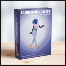 Load image into Gallery viewer, 19 Shuffle Dances