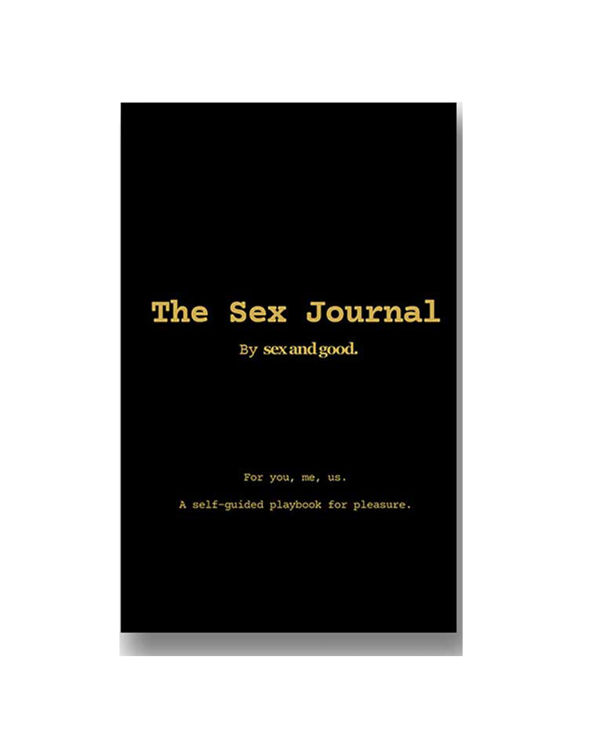 the sex journal Sex and Good S&G