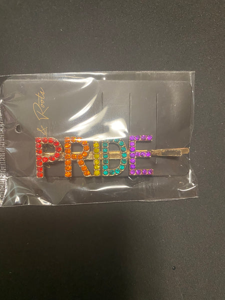 Rainbow Pride Hair Pins