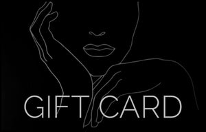 The Natural Faces Gift Card