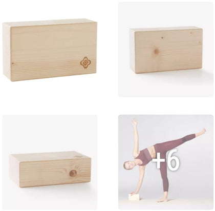 BLOCK FOR YOGA WOODEN DOMIOS