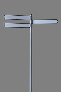 outdoor directional signs