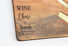 Load image into Gallery viewer, Personalised Chopping Board/Cheese Board/Bread Board/ Serving Platter