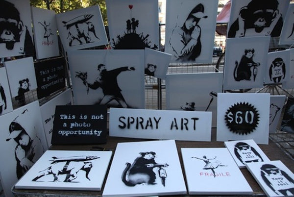 Should You Invest in Banksy Art?