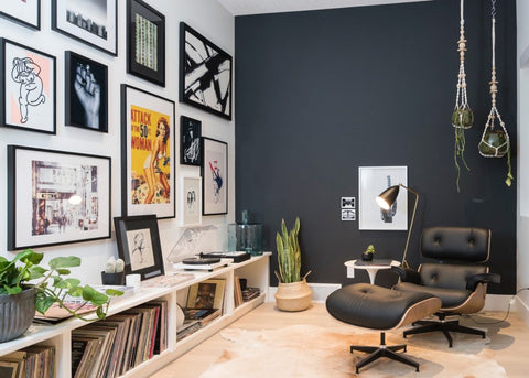 How to build a gallery wall on a budget