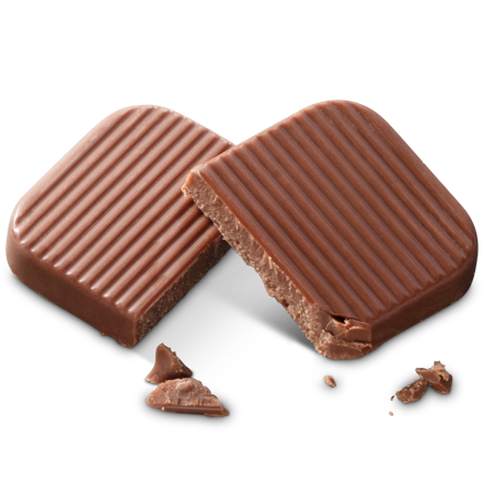 Belgian Milk Chocolate Caramel Sea Salt Napolitains