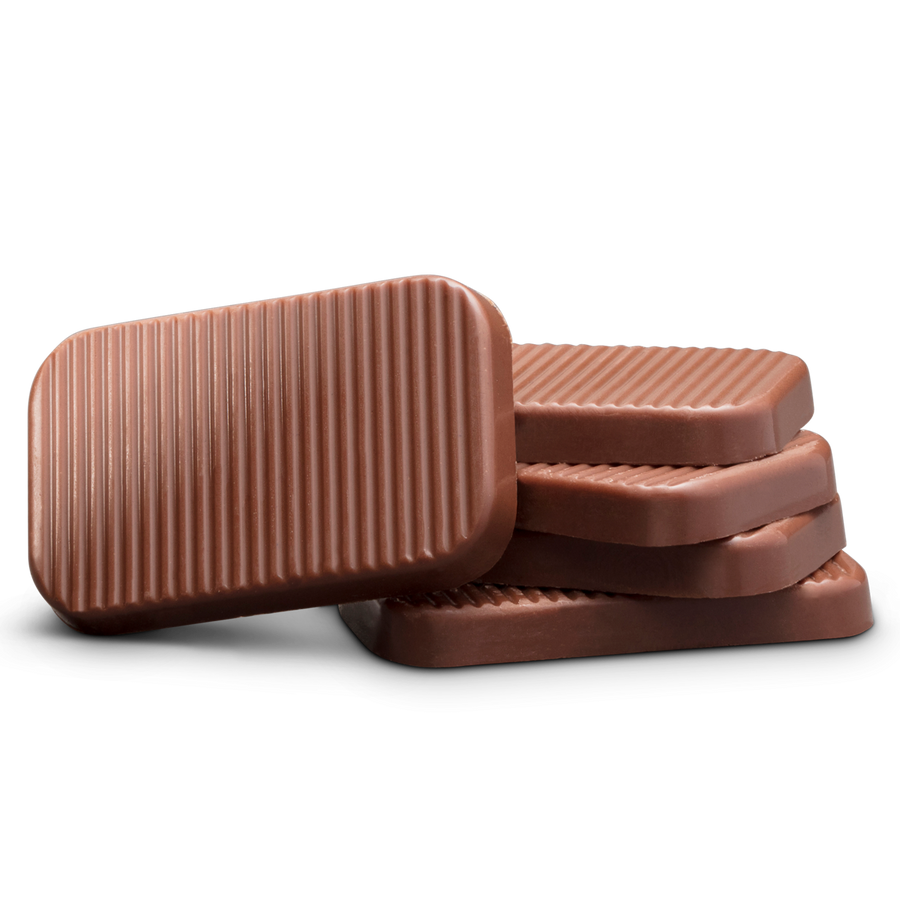 Milk Chocolate Napolitains