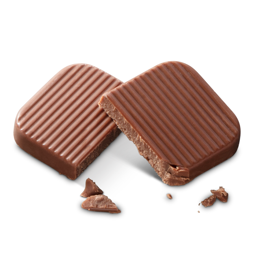 Belgian Milk Chocolate Napolitains