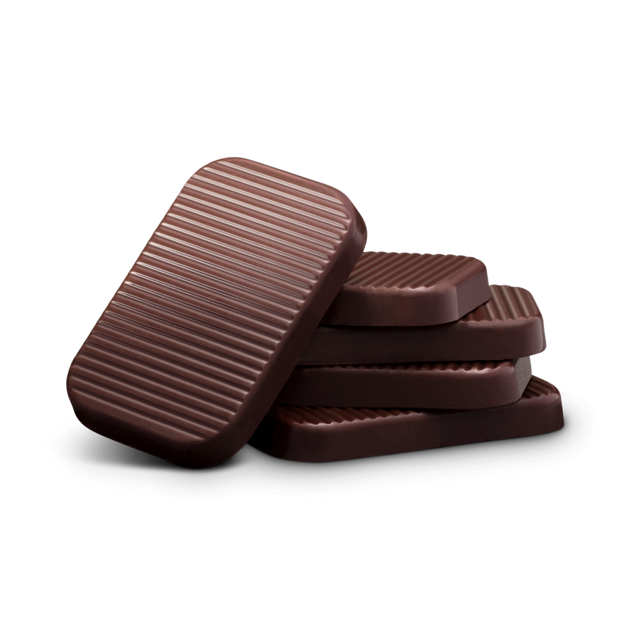 Belgian Dark Chocolate Probiotic Napolitains