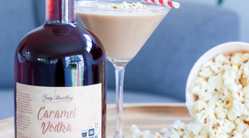Movie Night Coffee Selectors Caramel Vodka Frappe