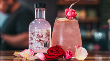 Getting' Raunchy with Rose Vodka