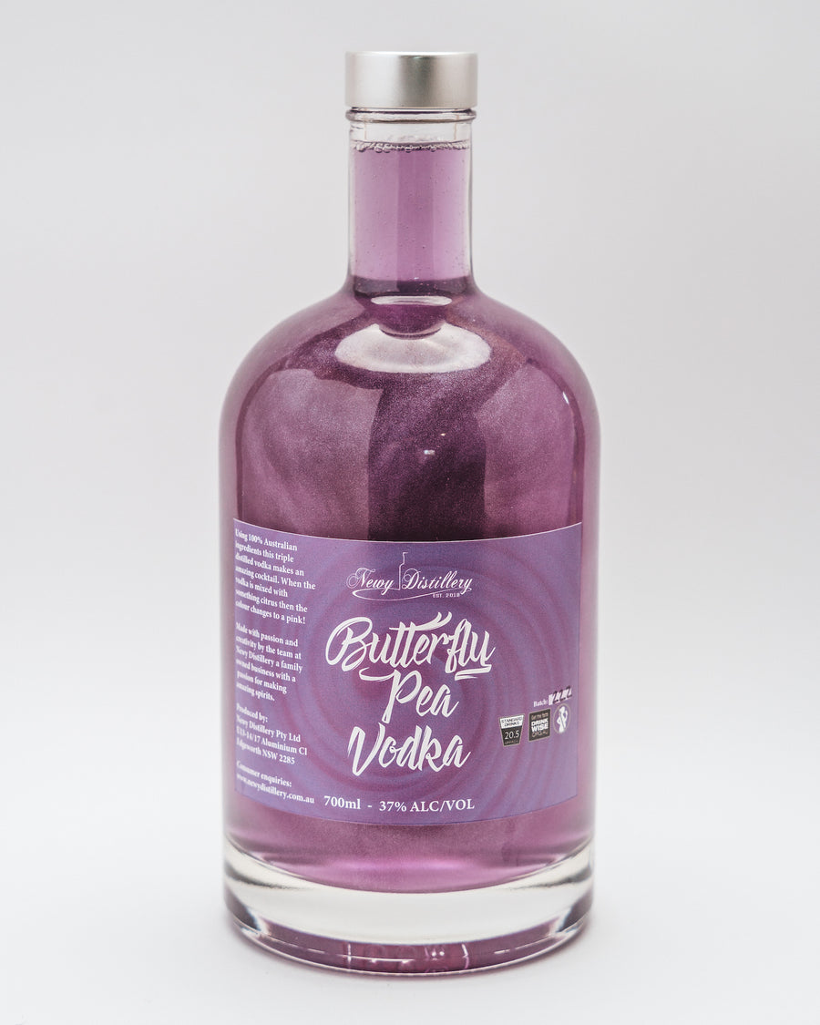 Butterfly Pea Vodka