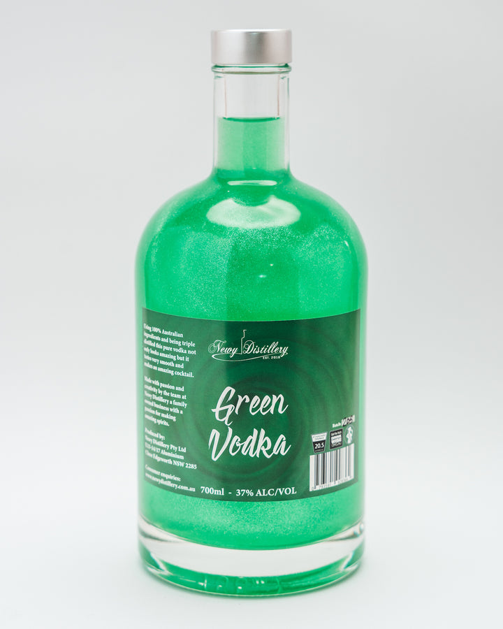 Green Vodka