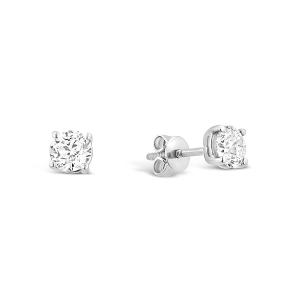 Made to Order Diamond Stud Earrings - Find Your Perfect Pair