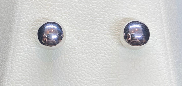 9ct Ball Stud Earrings