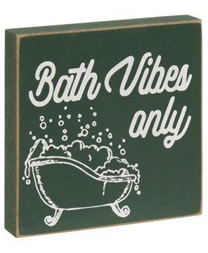 Bath Vibes Mini Block