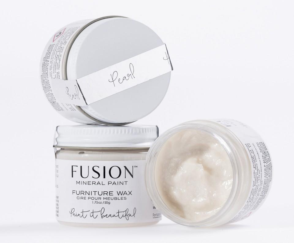 Fusion Furniture Wax - Pearl
