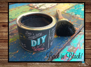 DIY Wax - Black