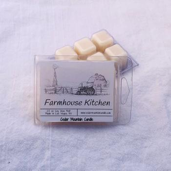 Farmhouse Wax Melts - Farmhouse Kitchen