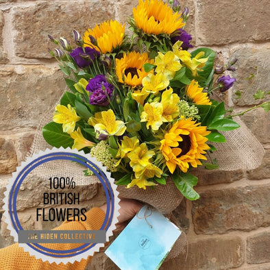 Ethical & Sustainable British Flowers