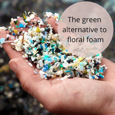 The green alternative to floral foam