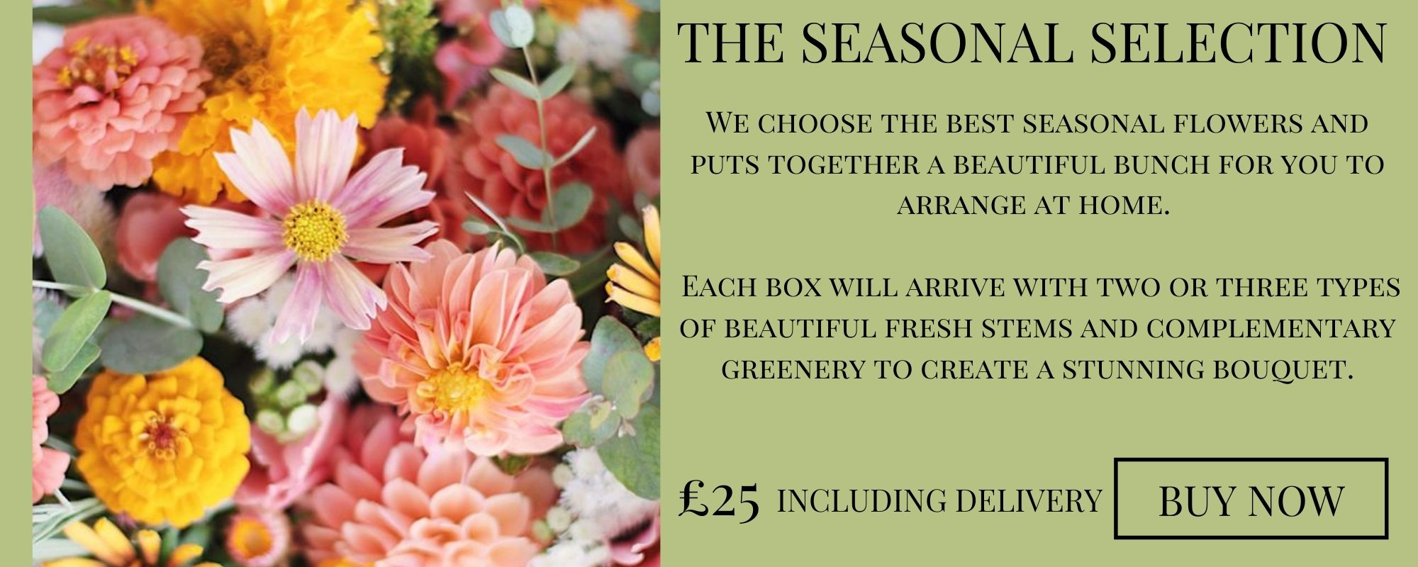 The Seasonal Flower Subscription