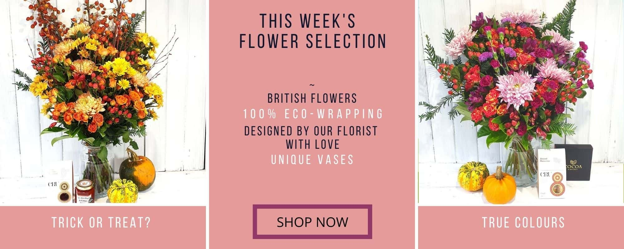 Ethical Flowers Delivery UK