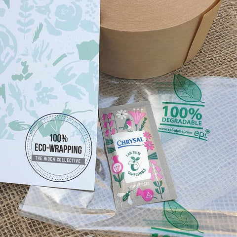 100% Eco-Wrapping