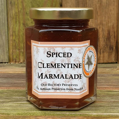 Spiced Clementine Marmalade VEGAN FRIENDLY