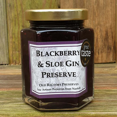 Blackberry & Sloe Gin Preserve VEGAN FRIENDLY