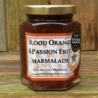Blood Orange & Passionfruit Marmalade VEGAN FRIENDLY