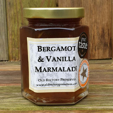 Bergamot & Vanilla Marmalade VEGAN FRIENDLY