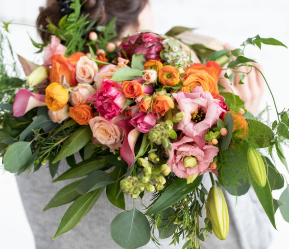 Hiden Bouquet (Small)- This Week selection