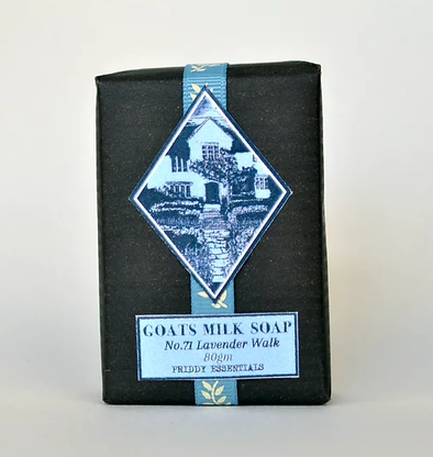 Goats Milk Soap No.71 Lavender Walk
