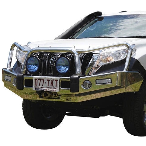 T15 Signature Alloy Winch Bar Prado 150 10/13-10/17