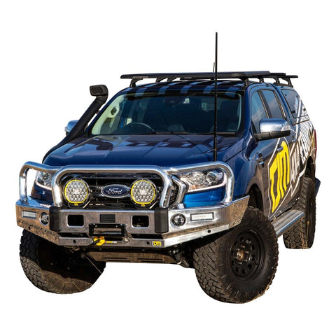 T15 Signature Alloy Winch Bar Ranger PX3 7/18+ Tech Pack
