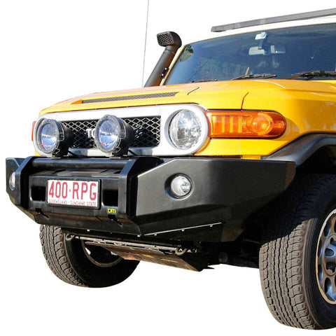 T3 Explorer Steel Winch Bar FJ Cruiser