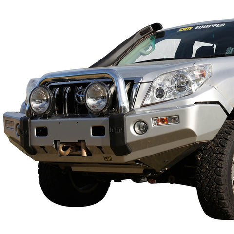 T3 Explorer Steel Winch Bar Prado 150 11/09-9/13