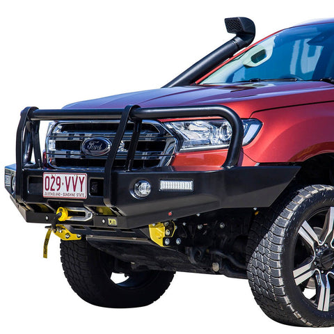 T13 Outback Steel Winch Bar Ranger PX2/Everest 6/15+ (req sup kits)
