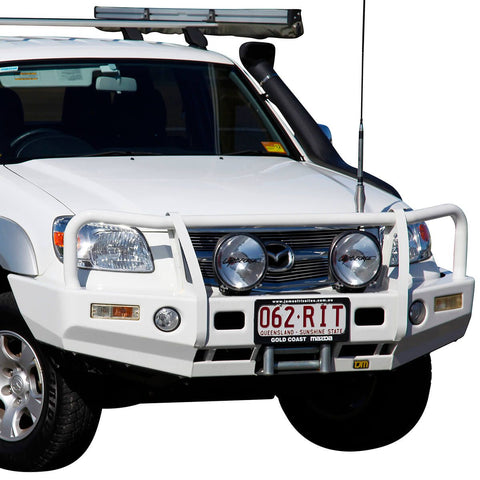 T13 Outback Steel Winch Bar Mazda BT50 11/06-9/11 suit flares